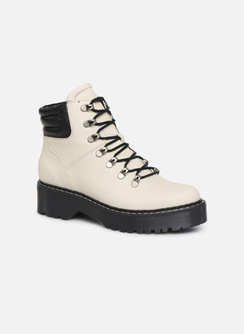 Boots en enkellaarsjes Bullboxer 364501E6L Wit detail
