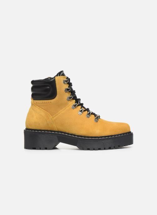 Boots en enkellaarsjes Bullboxer 364501E6C Geel achterkant