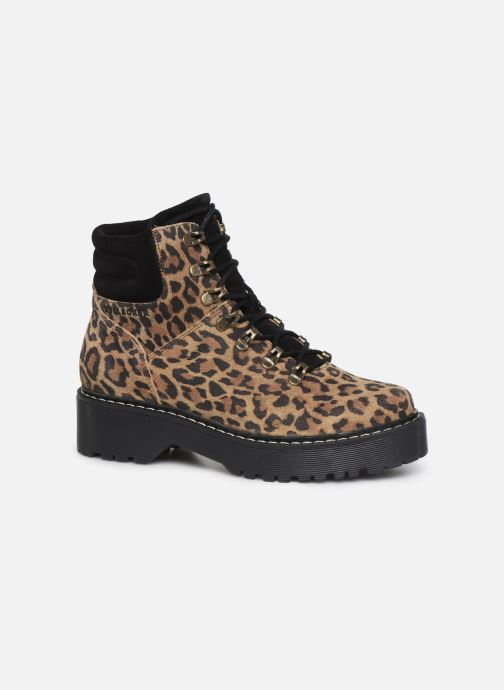 Boots en enkellaarsjes Bullboxer 364501E6C Bruin detail