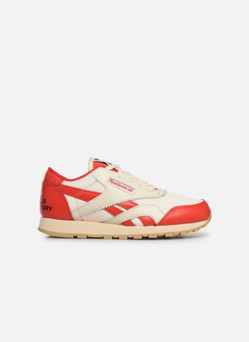 Sneakers Reebok Reebok x TAO Cl Nylon J Rood achterkant