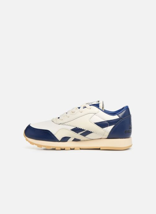 Sneakers Reebok Reebok x TAO Cl Nylon J Blauw voorkant