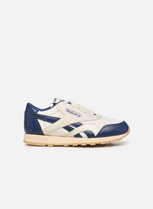 Sneakers Reebok Reebok x TAO Cl Nylon J Blauw achterkant