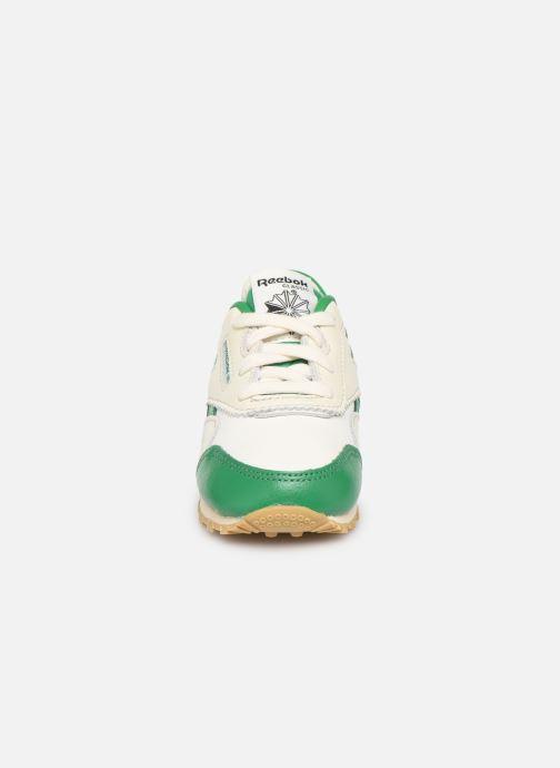 Baskets Reebok Reebok x TAO Cl Nylon I Vert vue portées chaussures