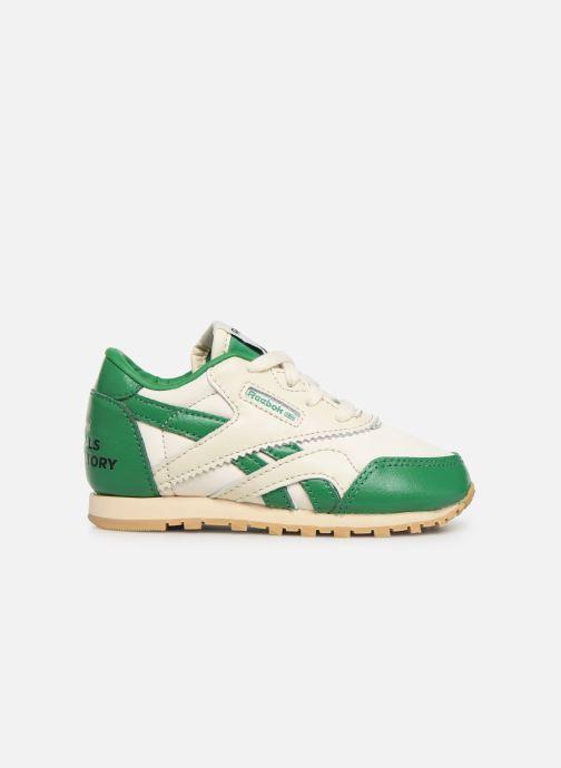 Reebok Classic Nylon sneakers in mintgroen