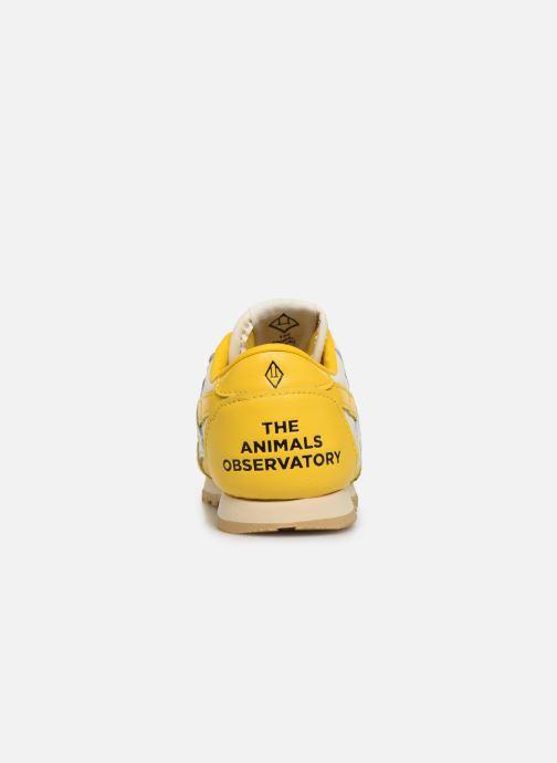 Sneakers Reebok Reebok x TAO Cl Nylon I Geel rechts