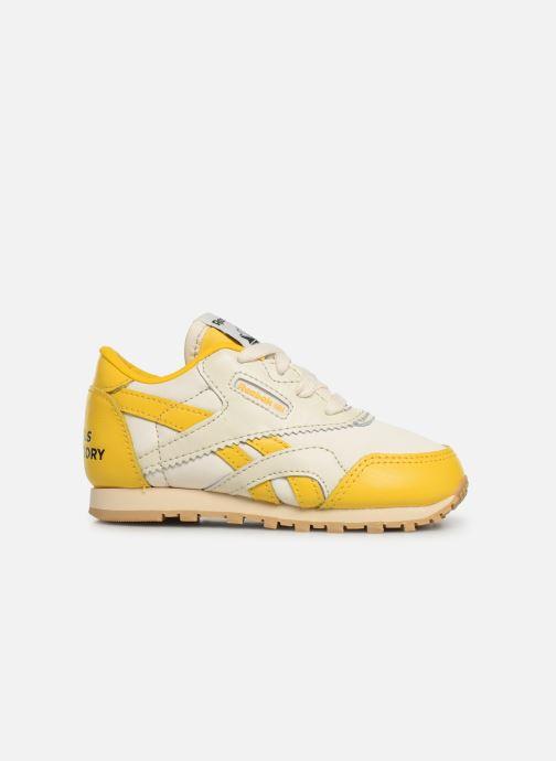 Sneakers Reebok Reebok x TAO Cl Nylon I Geel achterkant