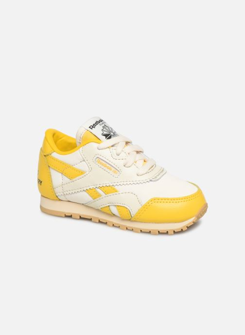 Sneakers Reebok Reebok x TAO Cl Nylon I Geel detail
