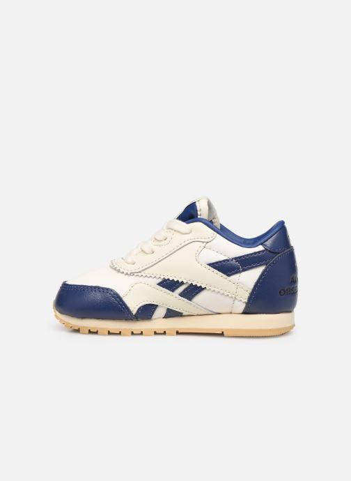 Sneakers Reebok Reebok x TAO Cl Nylon I Blauw voorkant