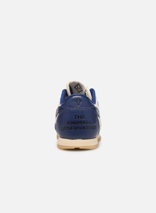 Sneakers Reebok Reebok x TAO Cl Nylon I Blauw rechts