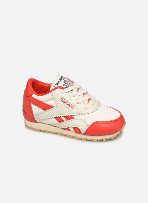 Sneakers Reebok Reebok x TAO Cl Nylon I Rood detail