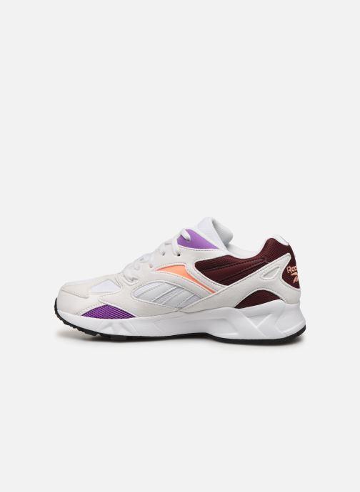 Sneakers Reebok Aztrek 96 J Bianco immagine frontale
