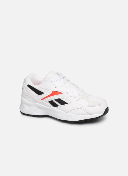 Sneakers Reebok Aztrek 96 C Wit detail