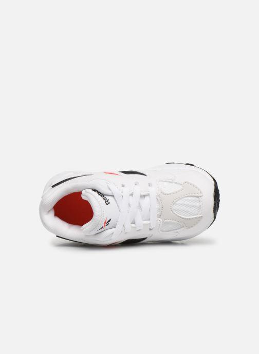 Sneakers Reebok Aztrek 96 I Bianco immagine sinistra
