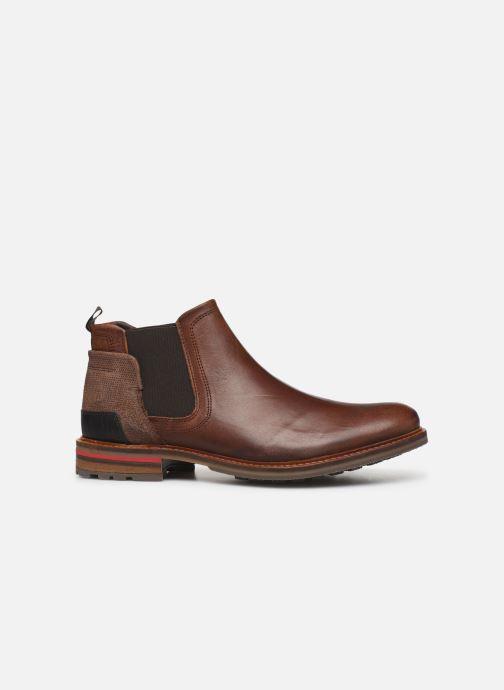 Boots en enkellaarsjes Bullboxer DYLAN Bruin achterkant