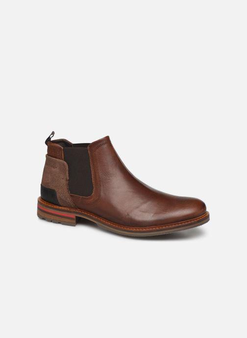 Boots en enkellaarsjes Bullboxer DYLAN Bruin detail