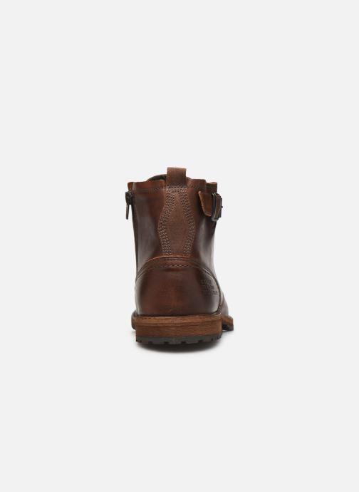 Bottines et boots Bullboxer FOLLOW UP Marron vue droite