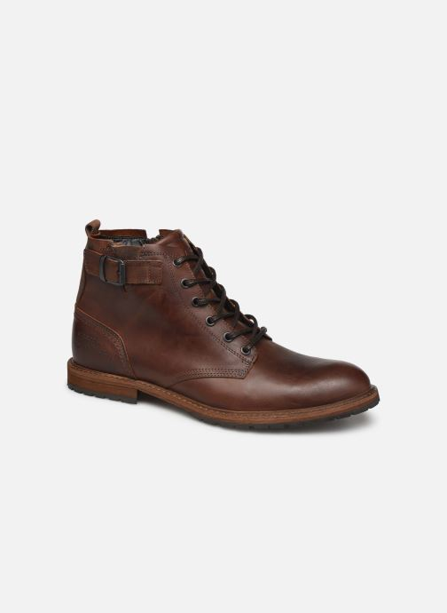 Bottines et boots Bullboxer FOLLOW UP Marron vue détail/paire