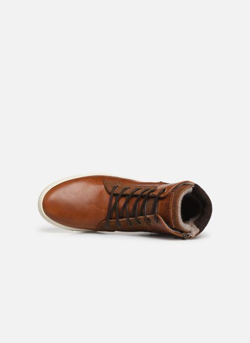 Sneakers Bullboxer FOLLOW UP 2 Bruin links