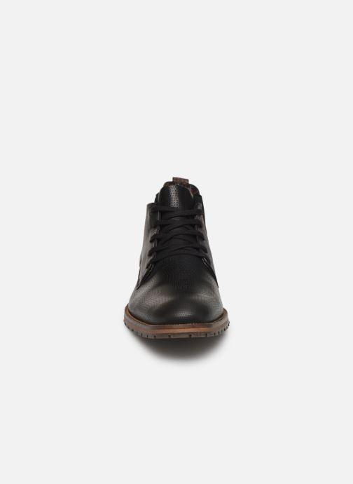 Bottines et boots Bullboxer ELVIS Noir vue portées chaussures