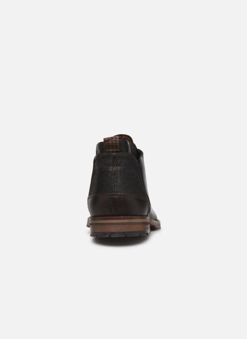 Boots en enkellaarsjes Bullboxer ELVIS Zwart rechts