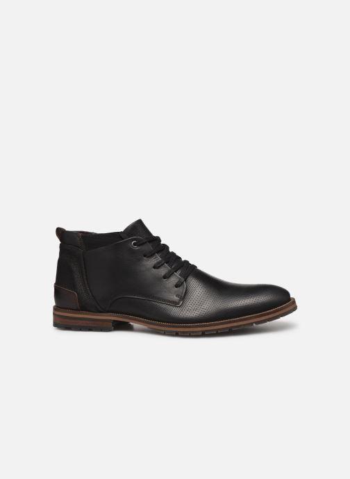 Boots en enkellaarsjes Bullboxer ELVIS Zwart achterkant