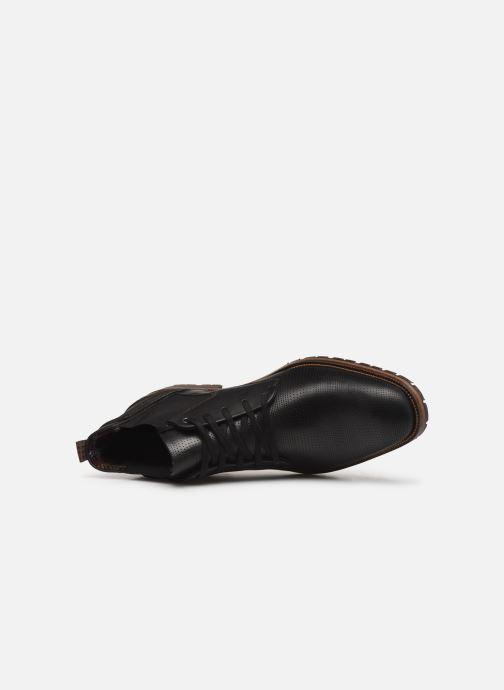 Boots en enkellaarsjes Bullboxer ELVIS Zwart links
