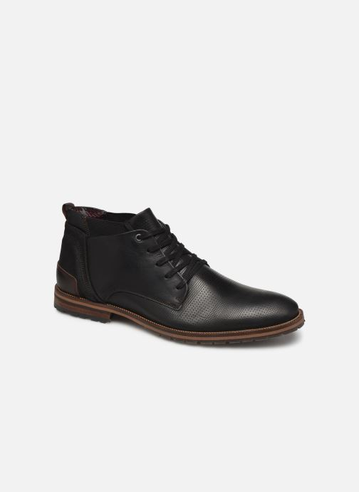 Boots en enkellaarsjes Bullboxer ELVIS Zwart detail