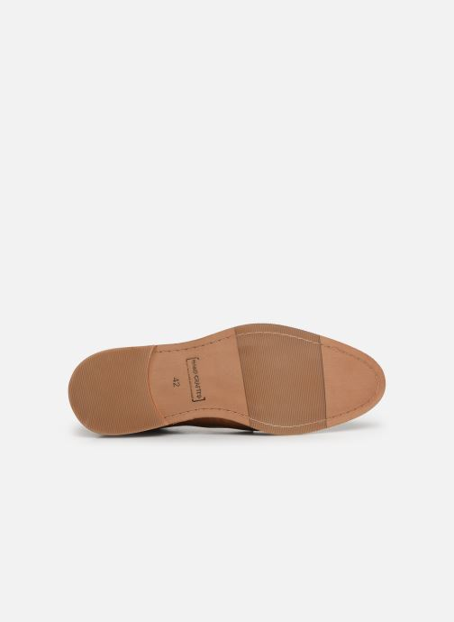 Lace-up shoes Bullboxer JONAS2 Brown view from above