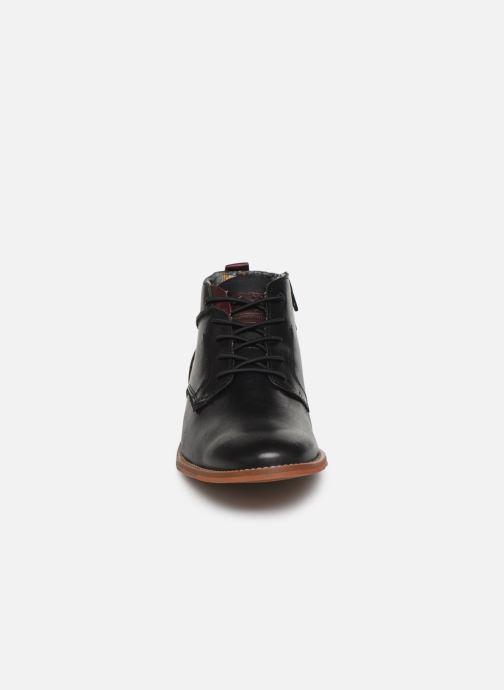 Bottines et boots Bullboxer RYAN Noir vue portées chaussures