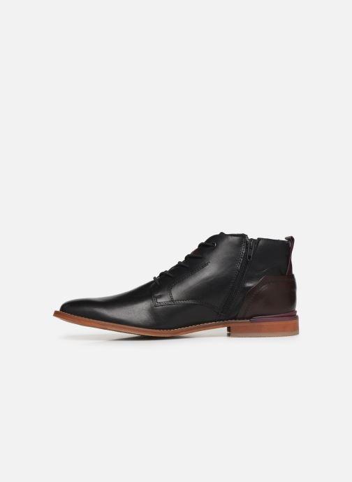 Boots en enkellaarsjes Bullboxer RYAN Zwart voorkant