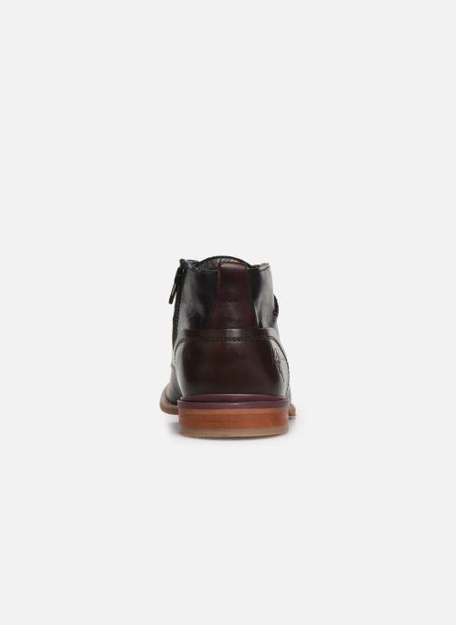 Bottines et boots Bullboxer RYAN Noir vue droite