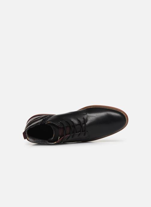 Boots en enkellaarsjes Bullboxer RYAN Zwart links
