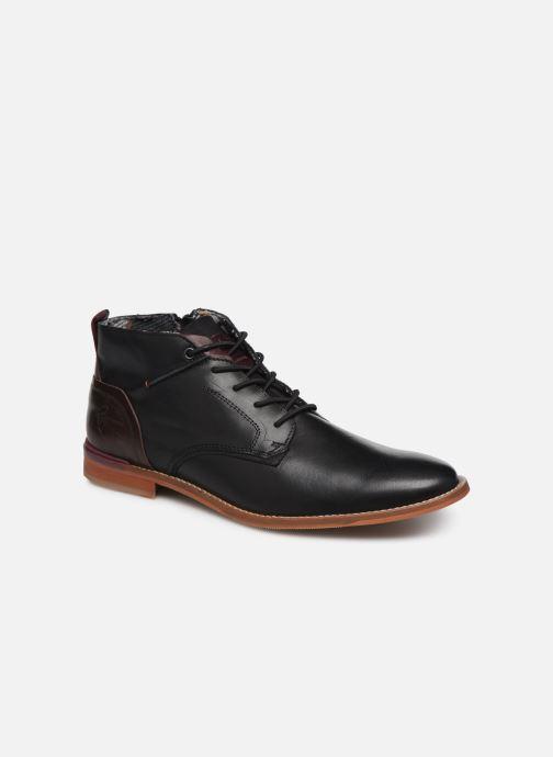 Boots en enkellaarsjes Bullboxer RYAN Zwart detail