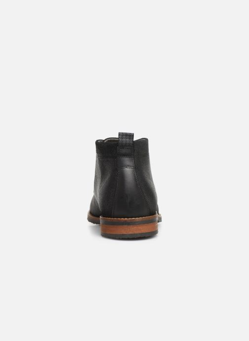 Boots en enkellaarsjes Bullboxer ARON Zwart rechts