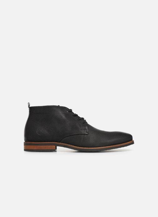 Boots en enkellaarsjes Bullboxer ARON Zwart achterkant