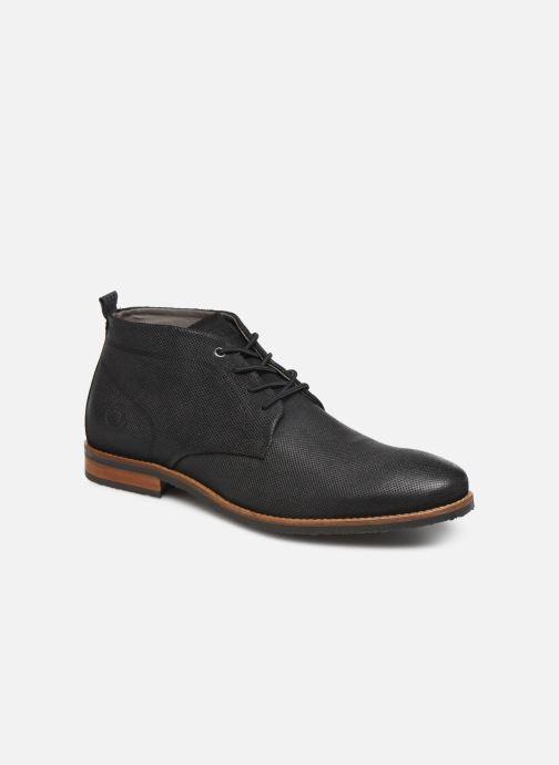 Boots en enkellaarsjes Bullboxer ARON Zwart detail