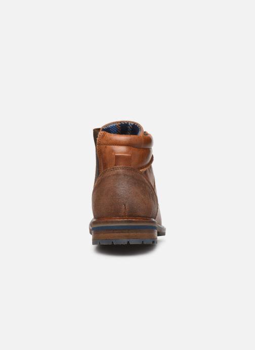 Stiefeletten & Boots Bullboxer AIDAN braun ansicht von rechts
