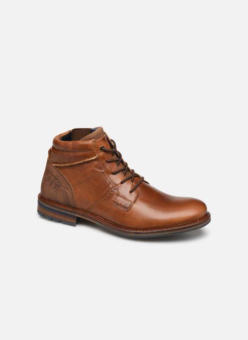 Bottines et boots Bullboxer AIDAN Marron vue détail/paire