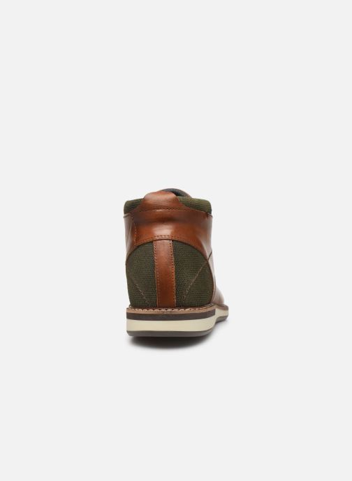 Ankle boots Bullboxer FRED Brown view from the right