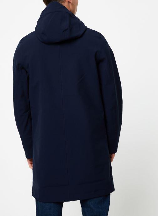 Vêtements K-Way  THOMAS BONDED C Bleu vue portées chaussures