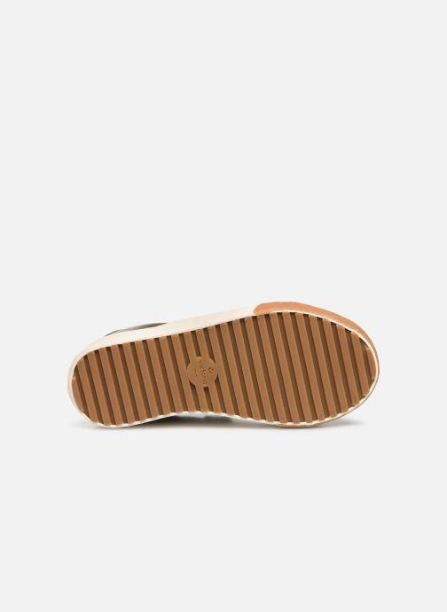 Sneakers Victoria Tribu Baket Velcros Pu/B Grijs boven