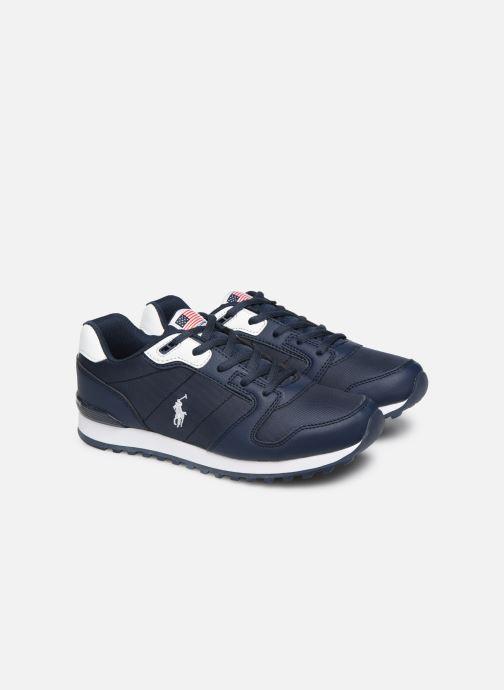 Sneaker Polo Ralph Lauren Oryion blau 3 von 4 ansichten