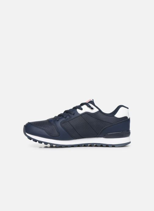 Sneakers Polo Ralph Lauren Oryion Blauw voorkant