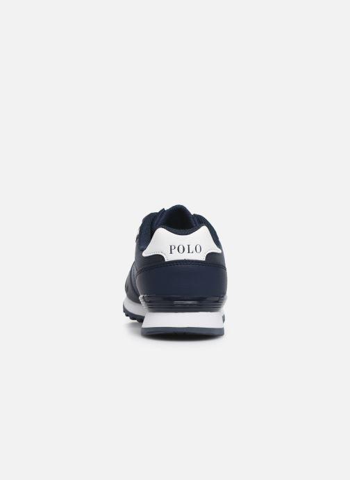 Sneaker Polo Ralph Lauren Oryion blau ansicht von rechts