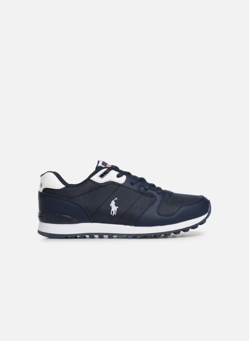 Sneakers Polo Ralph Lauren Oryion Blauw achterkant