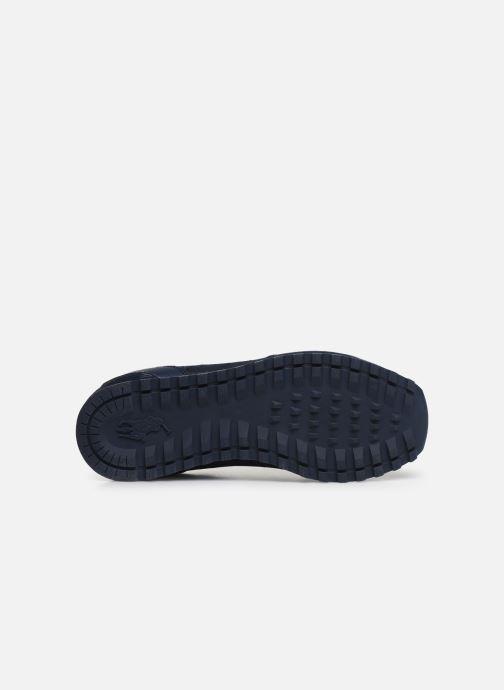 Sneaker Polo Ralph Lauren Oryion blau ansicht von oben