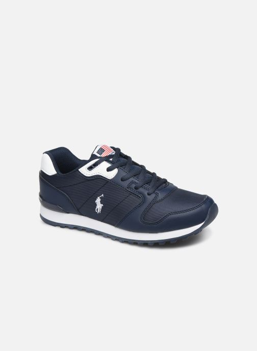 Sneakers Polo Ralph Lauren Oryion Blauw detail