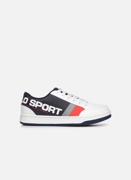 Sneakers Polo Ralph Lauren Belden Wit achterkant