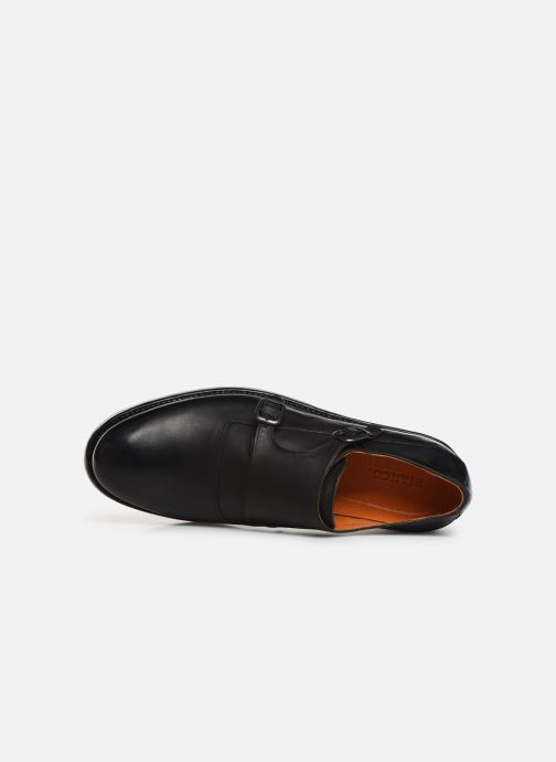 Loafers Bianco BIAACE DOUBLE MONK 52-71760 Black view from the left