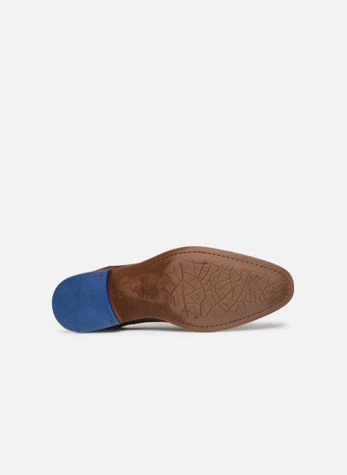 Zapatos con cordones Bianco BIACHESTEREFFECT DERBY 52-71785 Marrón vista de arriba